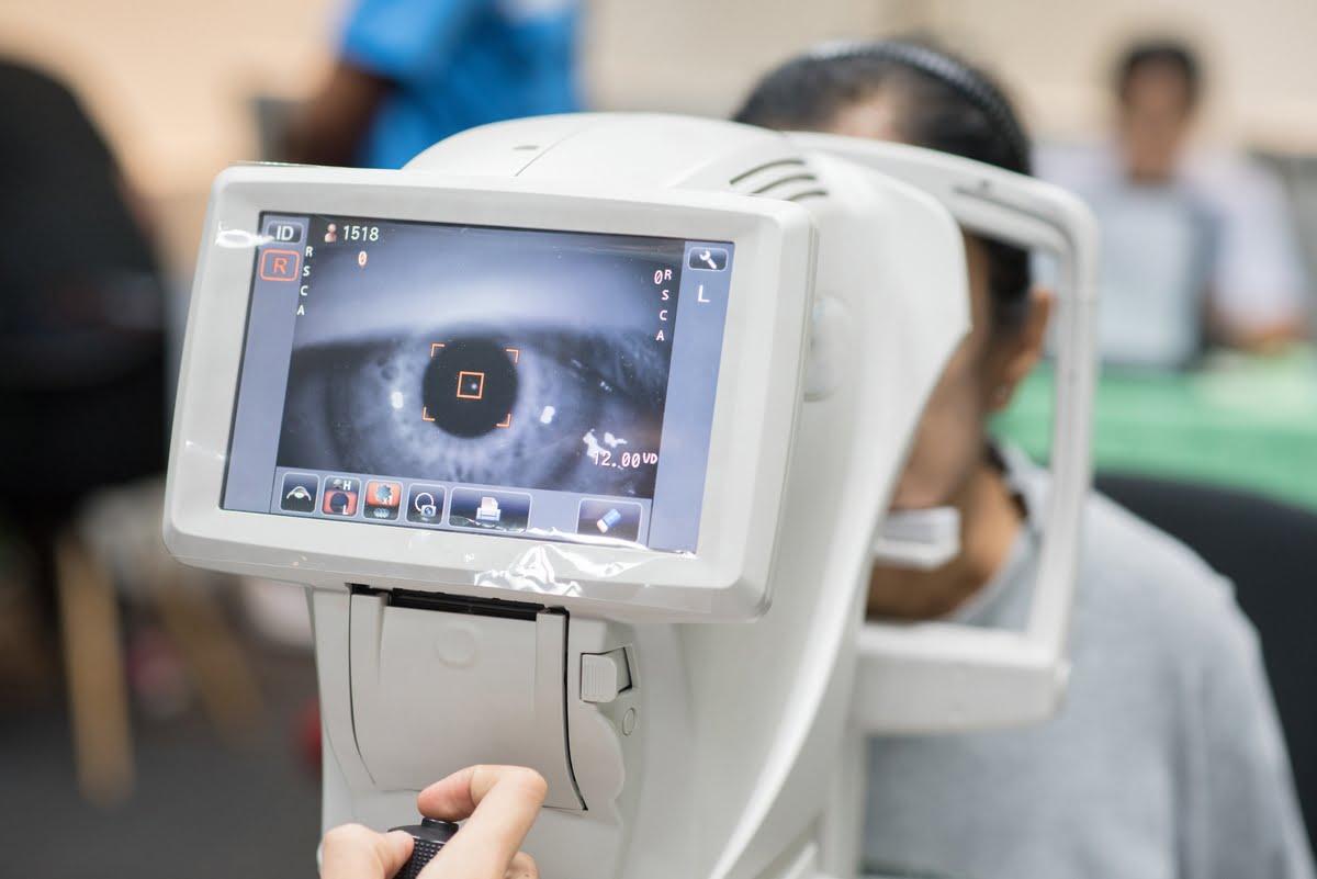 retinopatie