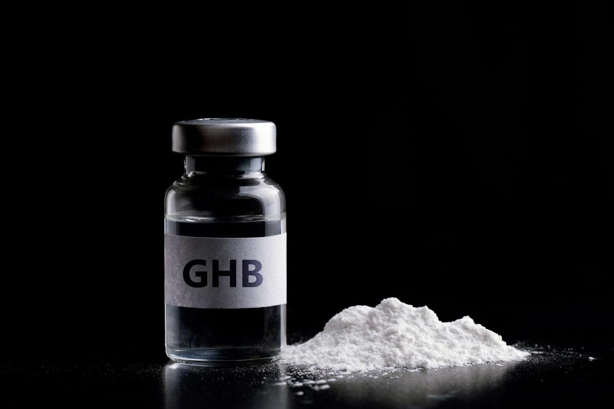 GHB droga dello stupro