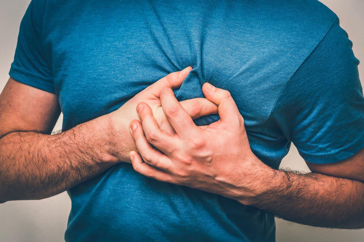 dolore al braccio sinistro