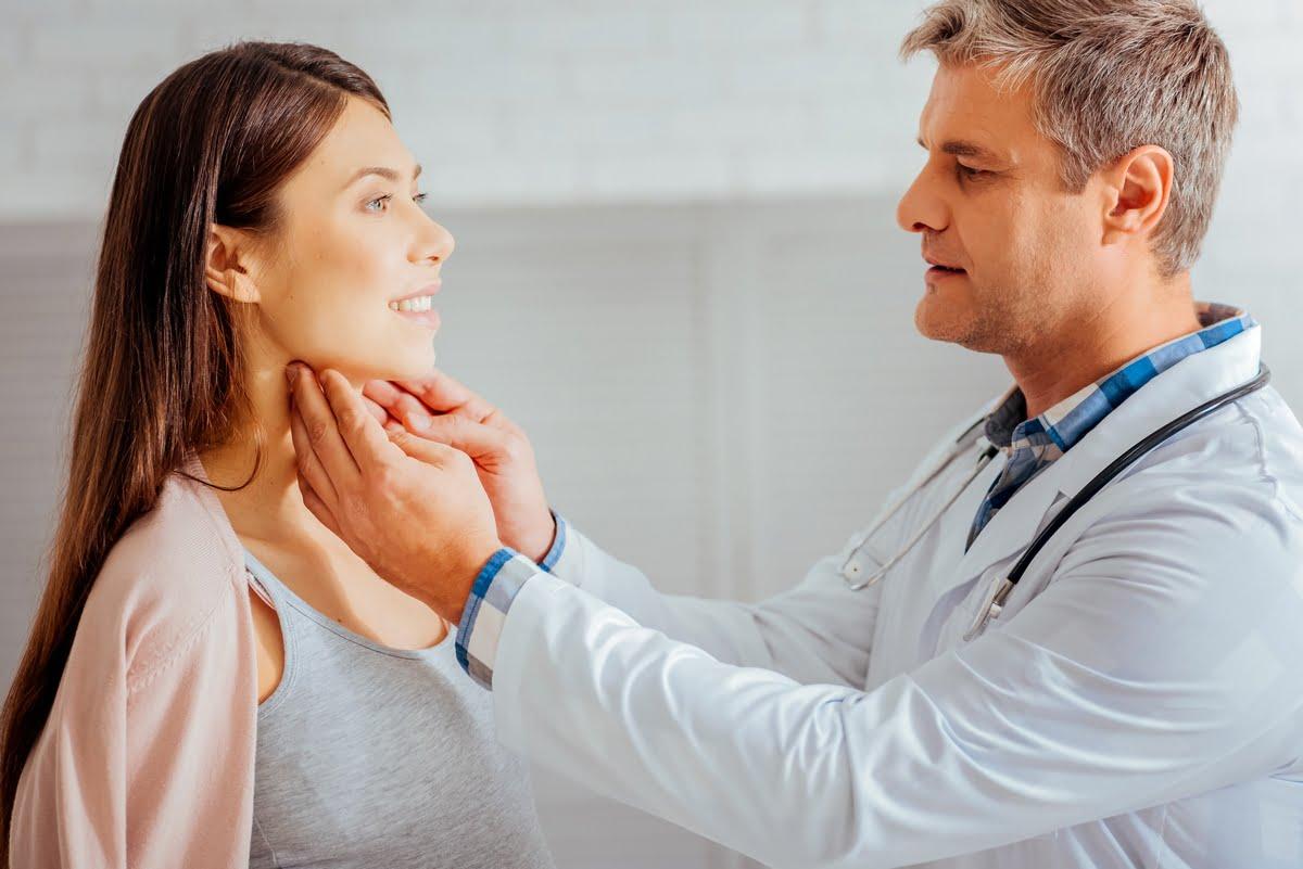 linfonodi ingrossati collo