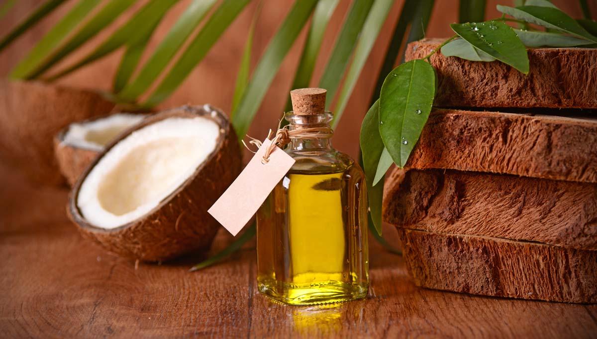 olio di cocco rimedi naturali
