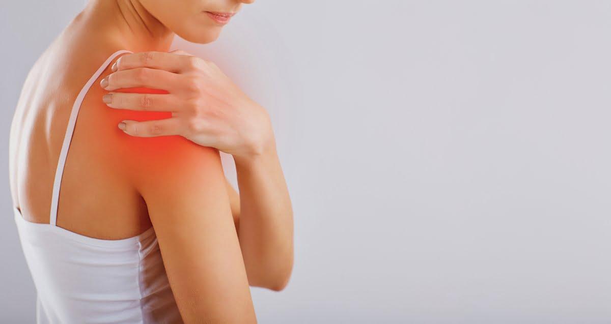 dolore alla spalla sinistra