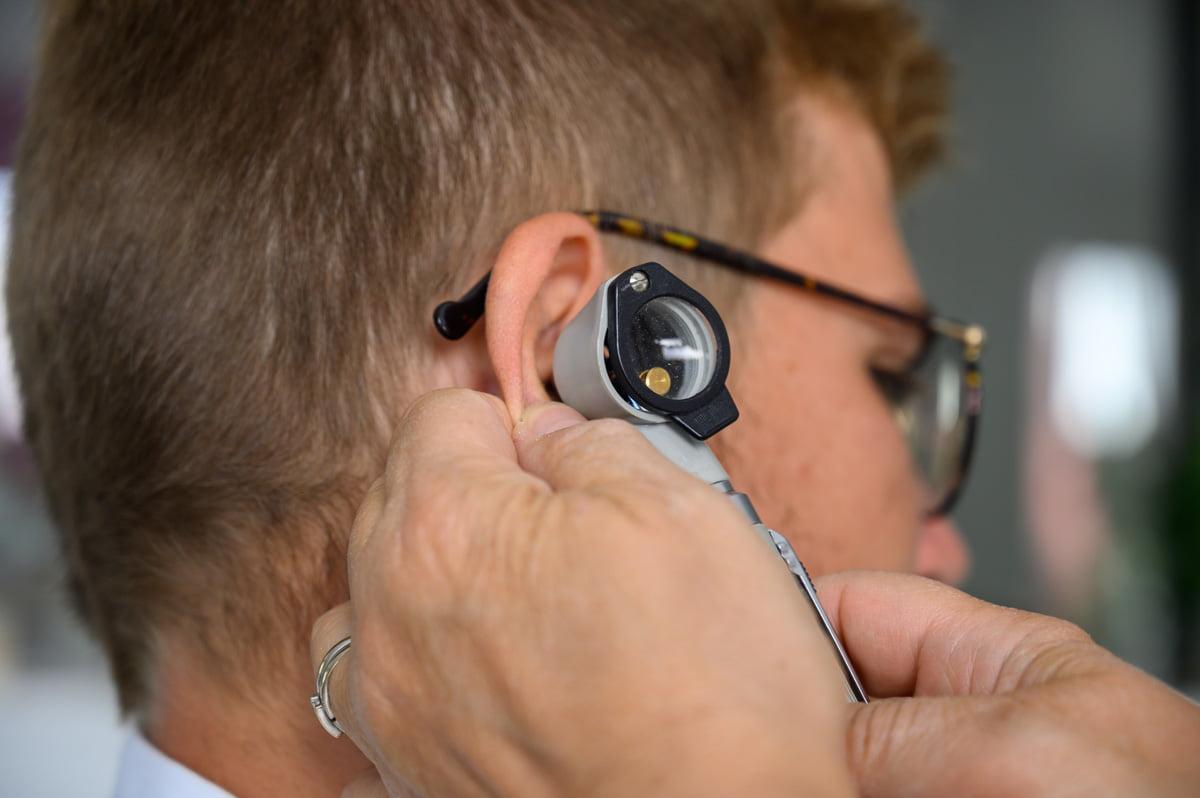 valutazione dell'udito nel bambino