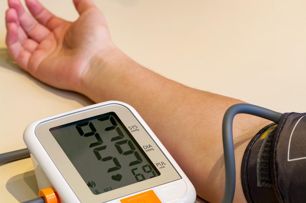 pressione bassa ipotensione