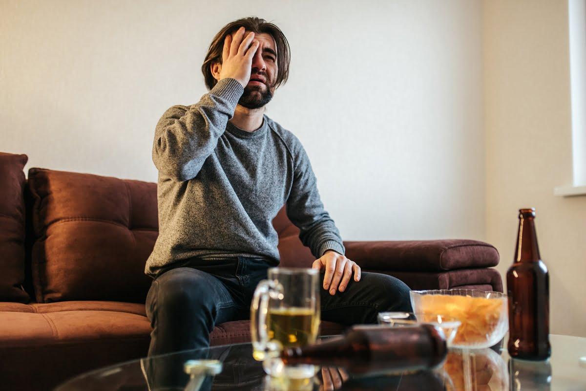 mal di testa e alcol