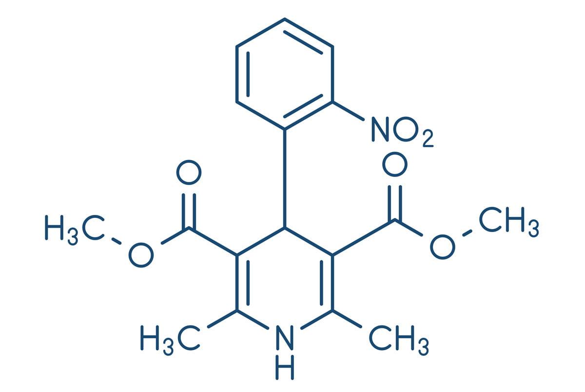 antrolin nifedipina