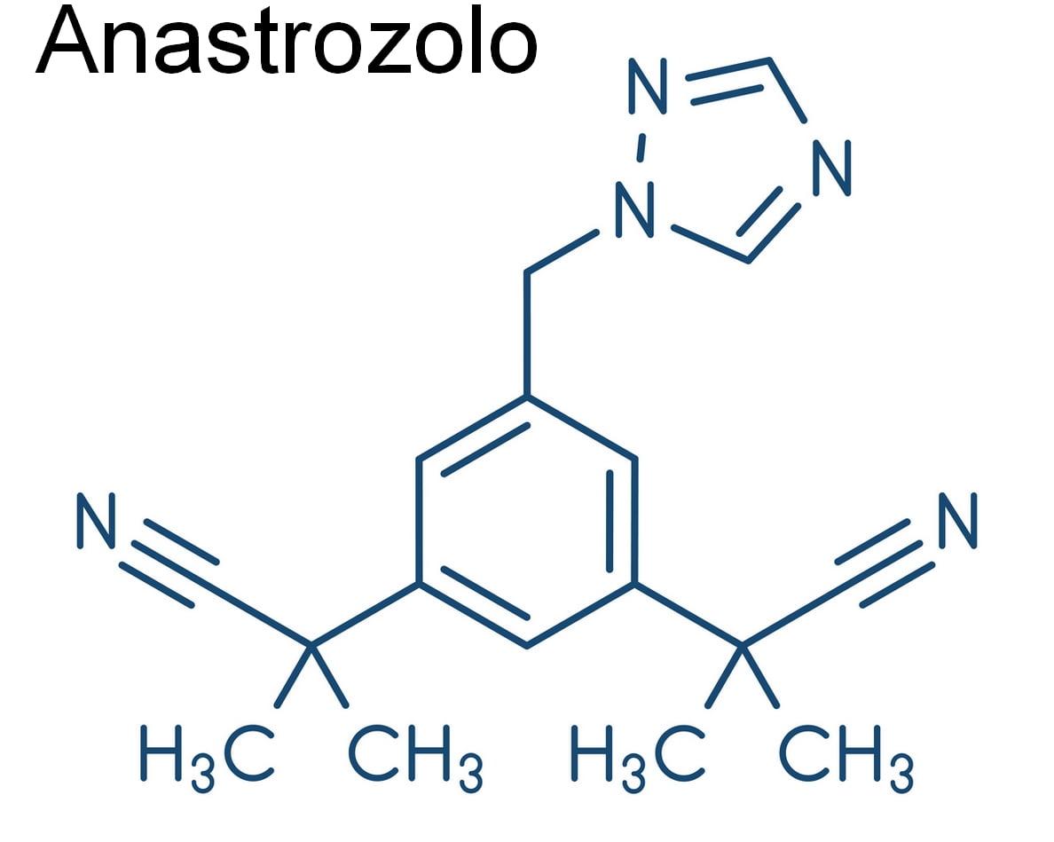 Anastrozolo