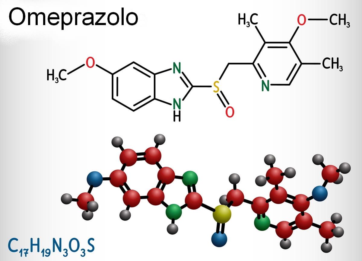 Omeprazen - Omeprazolo