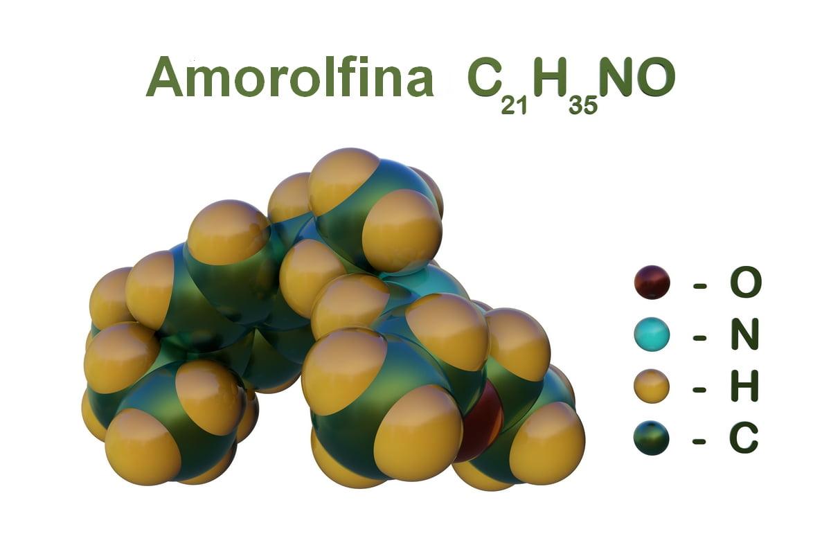 Onilaq - amorolfina