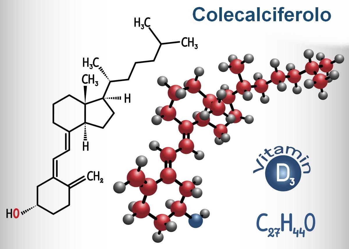 Colecalciferolo - Dibase