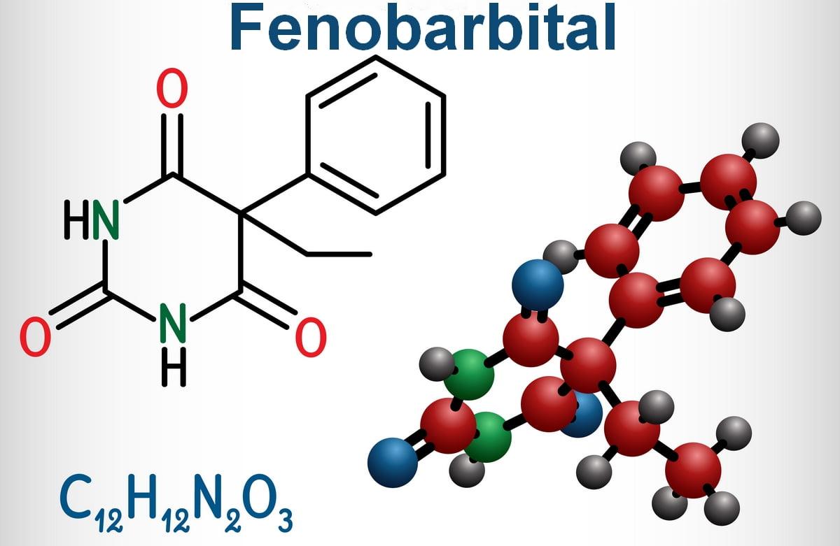Luminale - fenobarbital