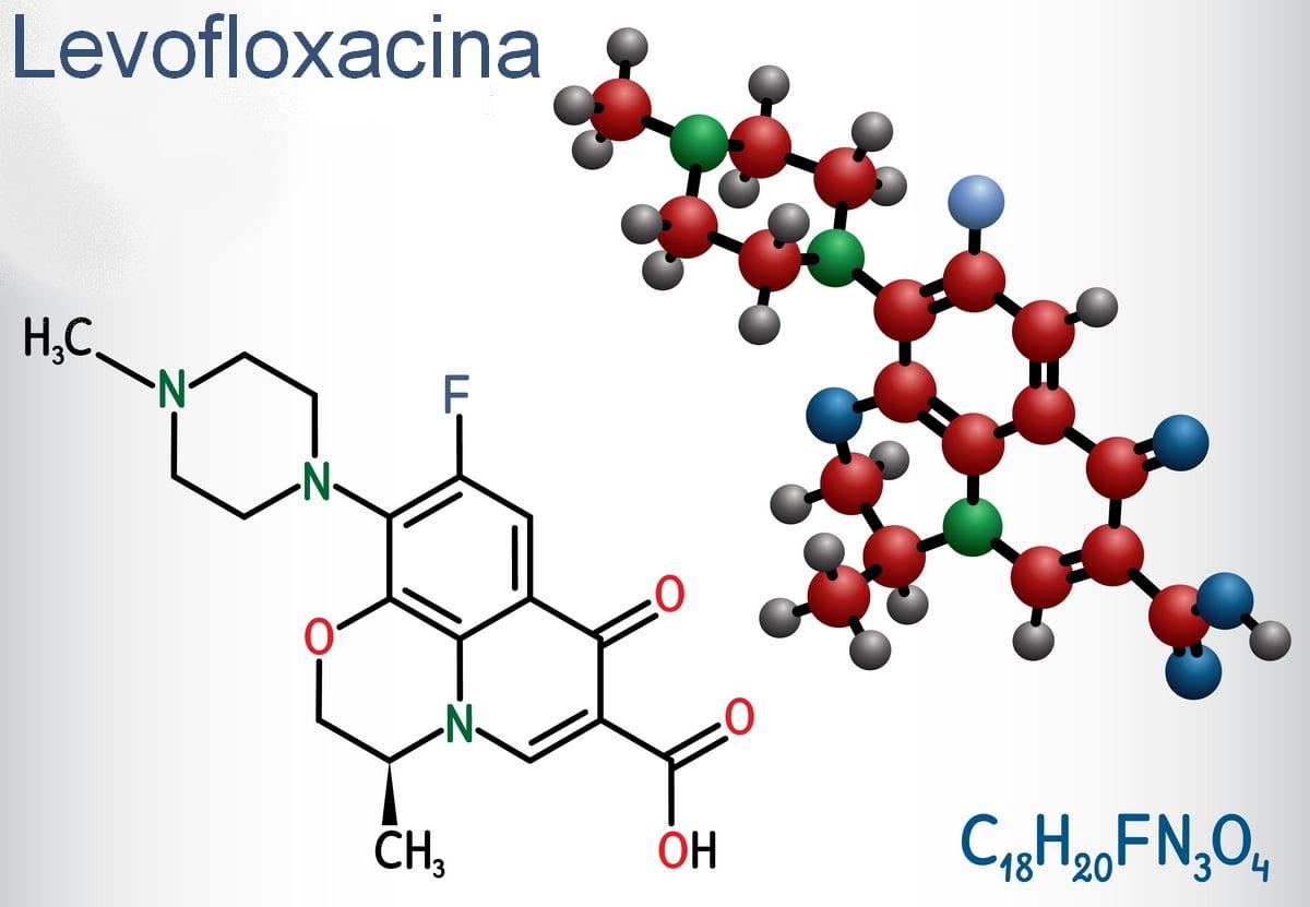 levoxacin levofloxacina