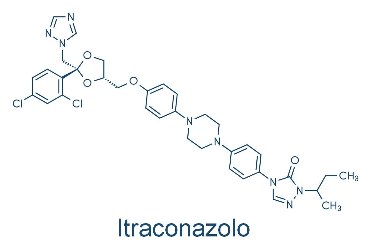 Sporanox - Itraconazolo