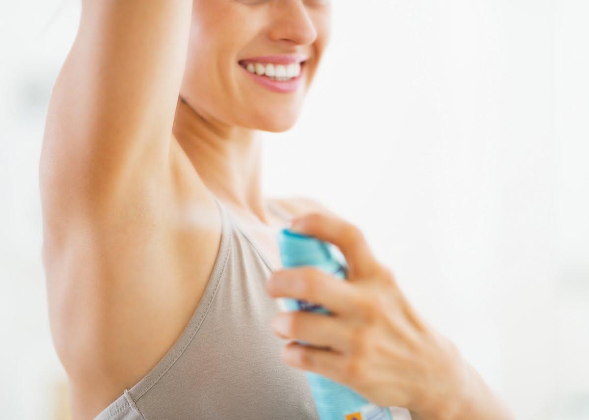 Deodorante spray