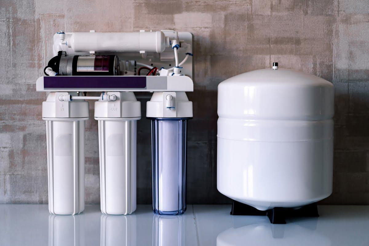 Depuratori a osmosi inversa