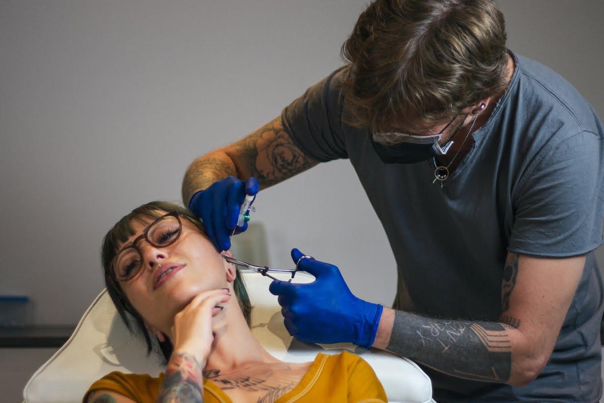 Piercing - rischi